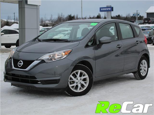 2018 Nissan Versa Note 1.6 SV (Stk: 190062A) in Fredericton - Image 1 of 21