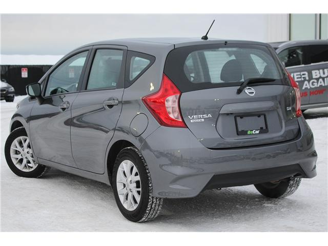 2018 Nissan Versa Note 1.6 SV (Stk: 190062A) in Fredericton - Image 4 of 21