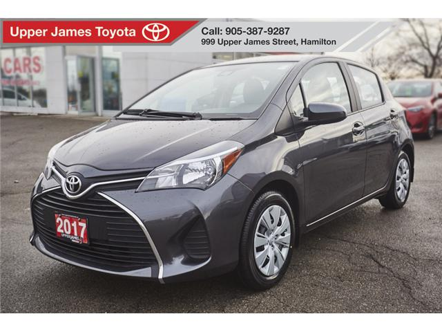 2017 Toyota Yaris LE (Stk: 76569) in Hamilton - Image 1 of 15