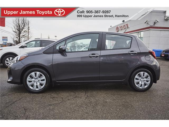 2017 Toyota Yaris LE (Stk: 76569) in Hamilton - Image 2 of 15