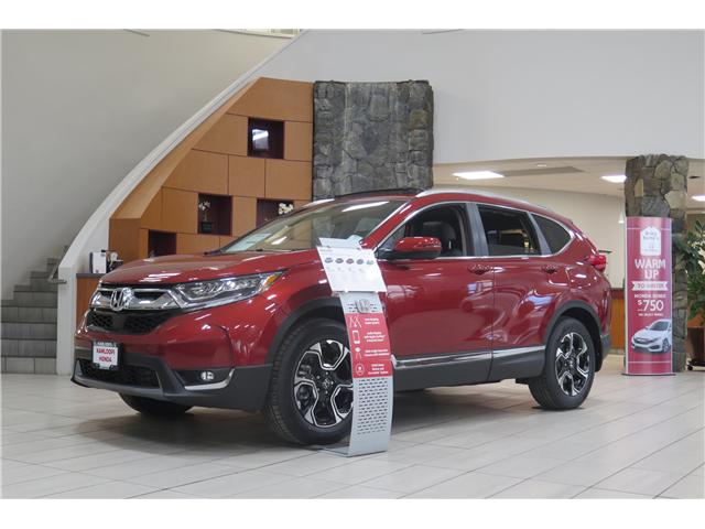 2019 Honda CR-V Touring (Stk: N14294) in Kamloops - Image 1 of 12