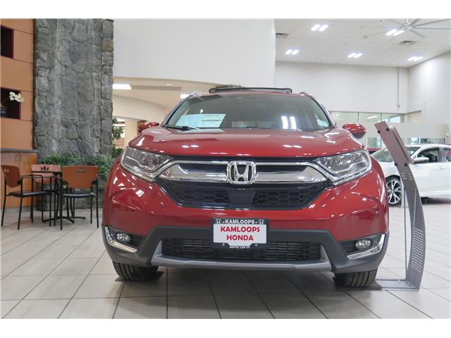 2019 Honda CR-V Touring (Stk: N14294) in Kamloops - Image 2 of 12