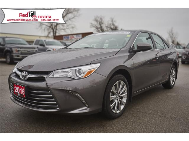 2016 Toyota Camry XLE (Stk: 24624) in Hamilton - Image 1 of 20