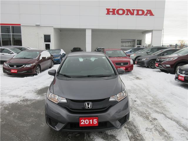 2015 Honda Fit LX (Stk: SS3312) in Ottawa - Image 2 of 9