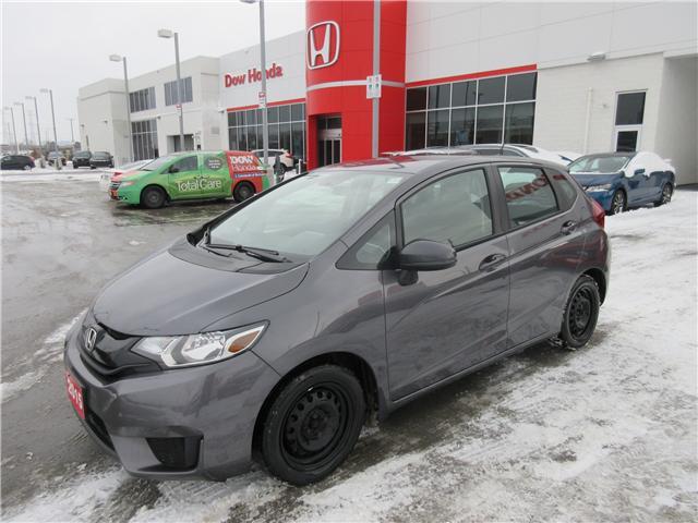 2015 Honda Fit LX (Stk: SS3312) in Ottawa - Image 1 of 9