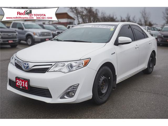 2014 Toyota Camry Hybrid XLE (Stk: 22626) in Hamilton - Image 1 of 16