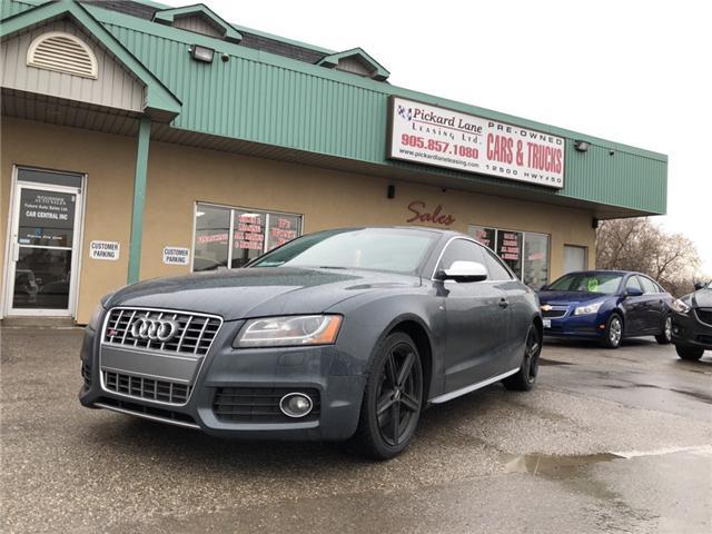 2011 Audi S5 4.2 Premium (Stk: -) in Bolton - Image 1 of 17