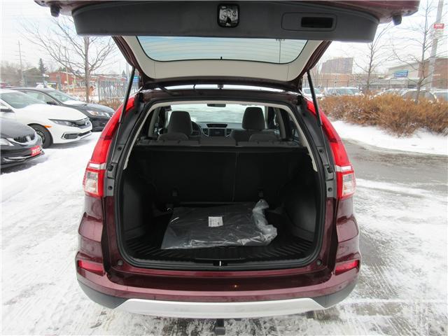 2016 Honda CR-V SE (Stk: SS3311) in Ottawa - Image 5 of 10