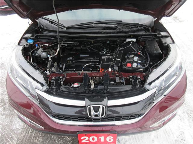 2016 Honda CR-V SE (Stk: SS3311) in Ottawa - Image 7 of 10