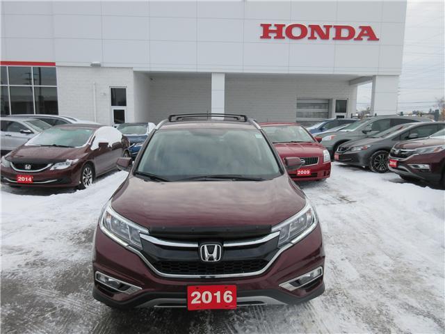 2016 Honda CR-V SE (Stk: SS3311) in Ottawa - Image 2 of 10