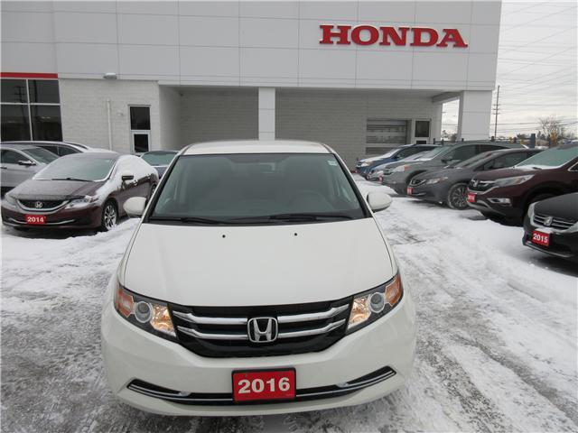 2016 Honda Odyssey EX (Stk: 26538L) in Ottawa - Image 1 of 10