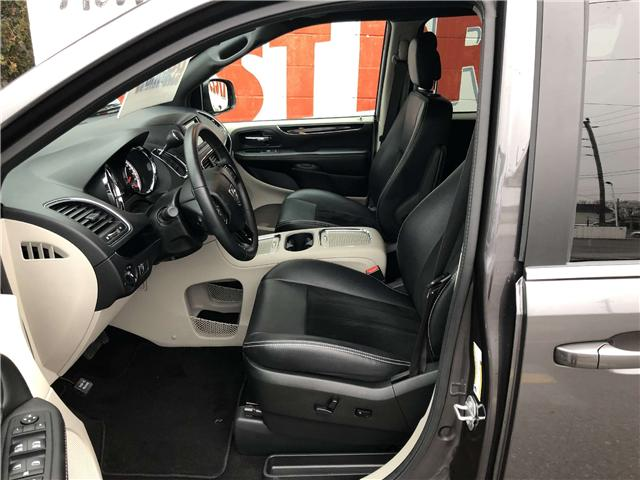 2018 Dodge Grand Caravan CVP/SXT (Stk: 18-815A) in Oshawa - Image 8 of 15