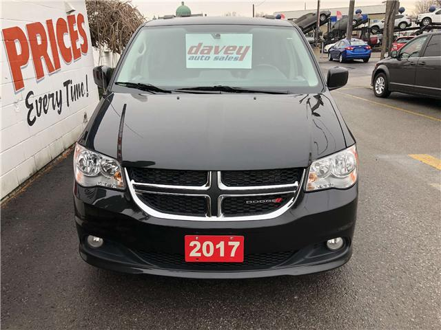 2017 Dodge Grand Caravan Crew (Stk: 18-808) in Oshawa - Image 2 of 16