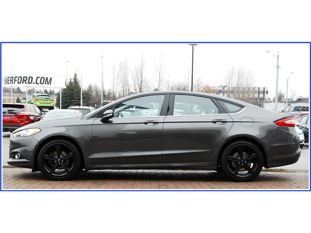 2016 Ford Fusion SE (Stk: 8E11030A) in Kitchener - Image 2 of 17