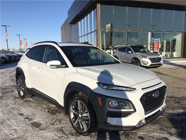 2019 Hyundai KONA 1.6T Ultimate (Stk: 29096) in Saskatoon - Image 1 of 23