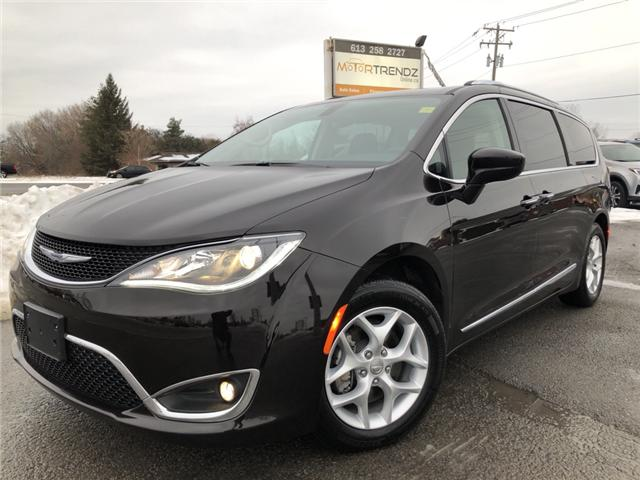 2018 Chrysler Pacifica Touring-L Plus (Stk: -) in Kemptville - Image 1 of 29