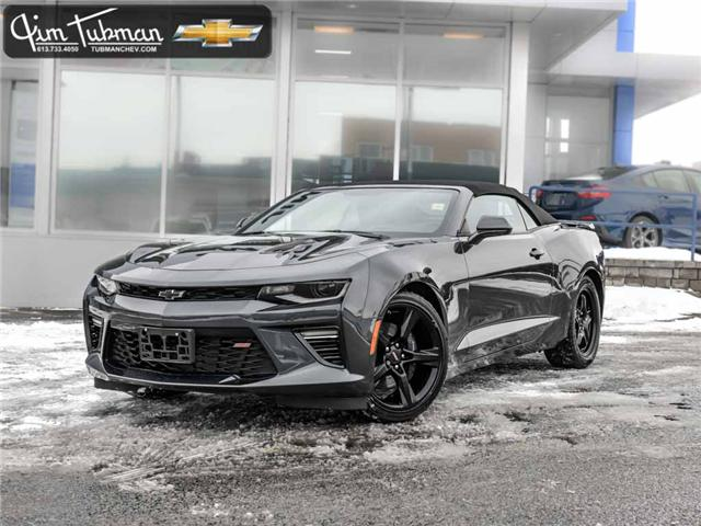 2018 Chevrolet Camaro 2SS (Stk: P7184) in Ottawa - Image 1 of 23