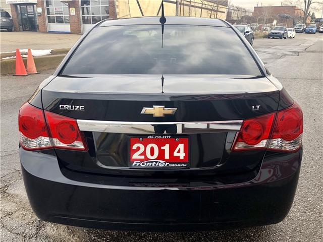2014 Chevrolet Cruze 2LT (Stk: 252879) in Toronto - Image 6 of 16