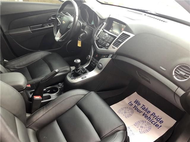 2014 Chevrolet Cruze 2LT (Stk: 252879) in Toronto - Image 10 of 16