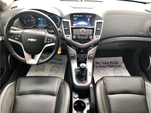 2014 Chevrolet Cruze 2LT (Stk: 252879) in Toronto - Image 12 of 16