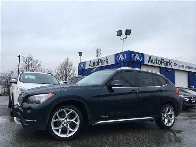 2014 BMW X1 xDrive28i (Stk: 14-23874) in Georgetown - Image 1 of 24