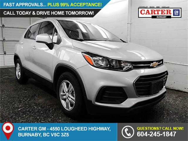 2019 Chevrolet Trax LS (Stk: T9-19990) in Burnaby - Image 1 of 13