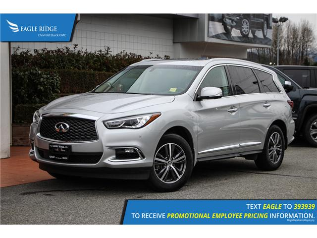 2017 Infiniti QX60 Base (Stk: 179163) in Coquitlam - Image 1 of 18