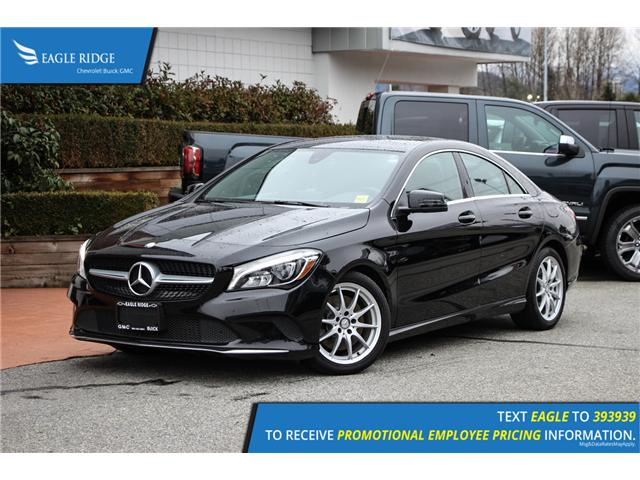 2018 Mercedes-Benz CLA 250 Base (Stk: 189501) in Coquitlam - Image 1 of 17