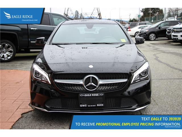 2018 Mercedes-Benz CLA 250 Base (Stk: 189501) in Coquitlam - Image 2 of 17