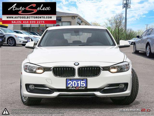 2015 BMW 320i xDrive (Stk: 1MPKWL) in Scarborough - Image 2 of 27