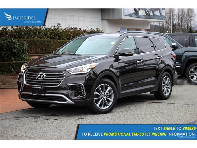 2018 Hyundai Santa Fe XL Premium (Stk: 189466) in Coquitlam - Image 1 of 18