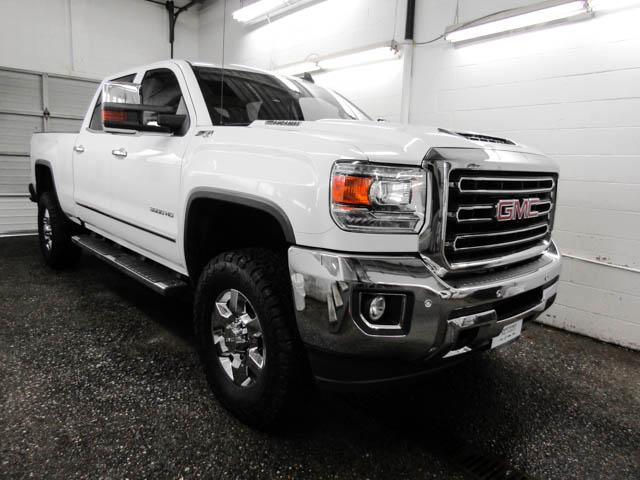 2017 GMC Sierra 3500HD SLT (Stk: 87-59213) in Burnaby - Image 2 of 25