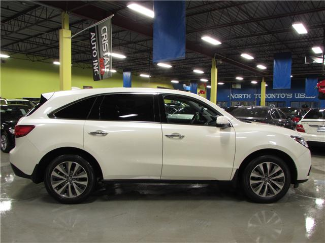 2015 Acura MDX Technology Package (Stk: C5504) in North York - Image 8 of 25