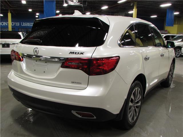2015 Acura MDX Technology Package (Stk: C5504) in North York - Image 9 of 25