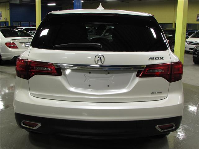2015 Acura MDX Technology Package (Stk: C5504) in North York - Image 10 of 25