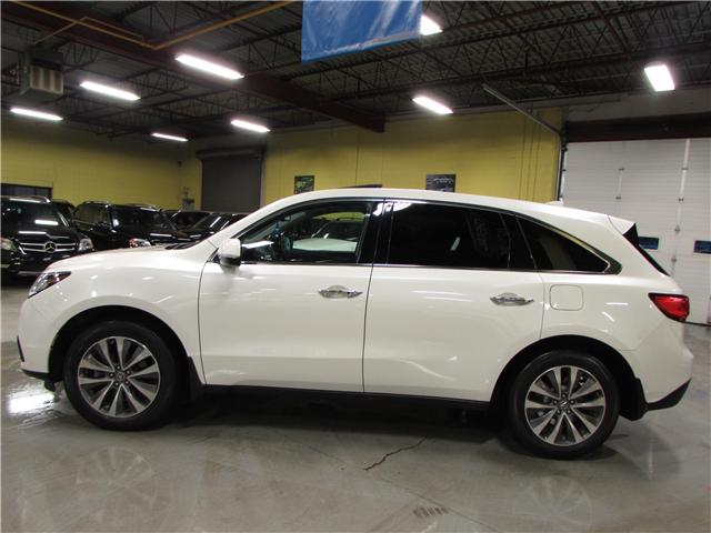 2015 Acura MDX Technology Package (Stk: C5504) in North York - Image 12 of 25