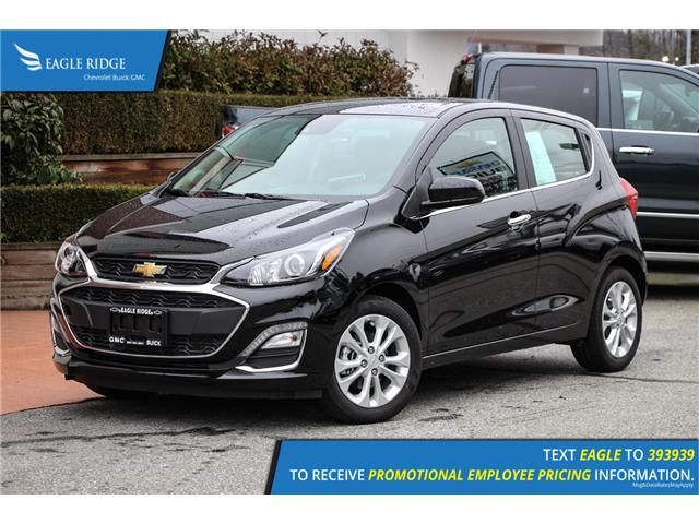 2019 Chevrolet Spark 2LT CVT (Stk: 93403A) in Coquitlam - Image 1 of 18