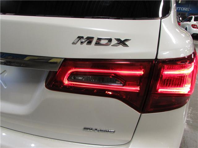 2015 Acura MDX Technology Package (Stk: C5504) in North York - Image 13 of 25
