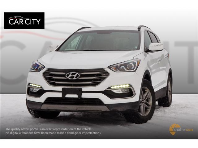 2018 Hyundai Santa Fe Sport 2.4 Base (Stk: 2565) in Ottawa - Image 1 of 20