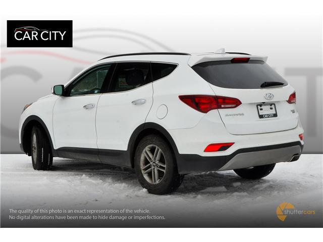2018 Hyundai Santa Fe Sport 2.4 Base (Stk: 2565) in Ottawa - Image 4 of 20