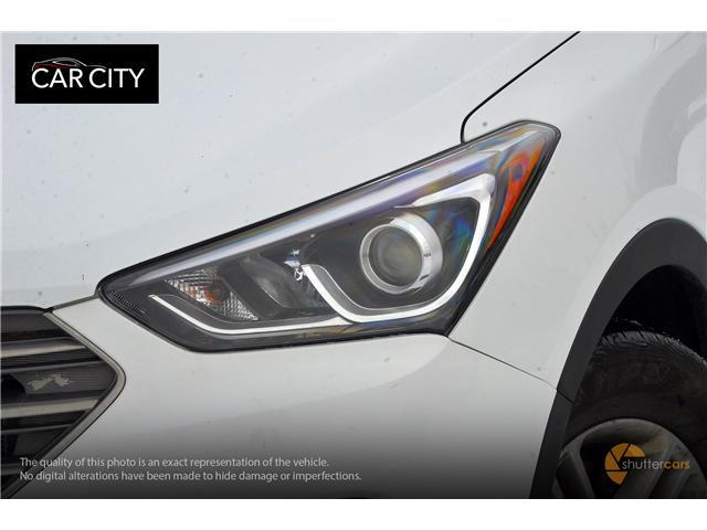 2018 Hyundai Santa Fe Sport 2.4 Base (Stk: 2565) in Ottawa - Image 6 of 20