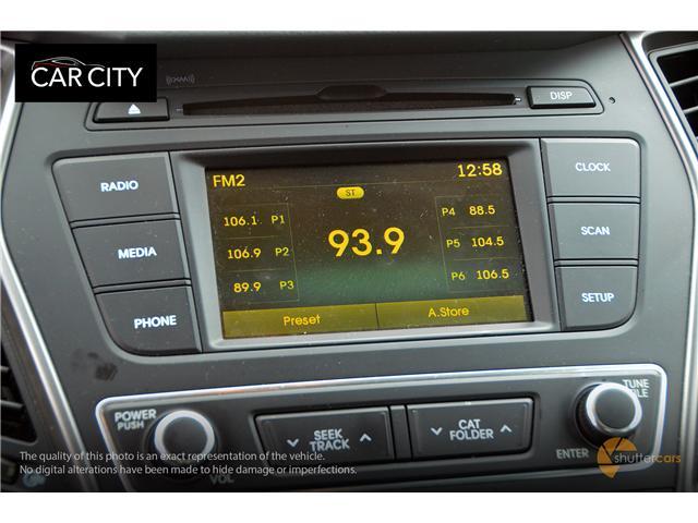2018 Hyundai Santa Fe Sport 2.4 Base (Stk: 2565) in Ottawa - Image 13 of 20