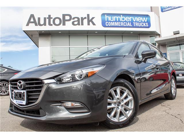 2017 Mazda Mazda3 GS (Stk: 17-153364) in Mississauga - Image 1 of 27