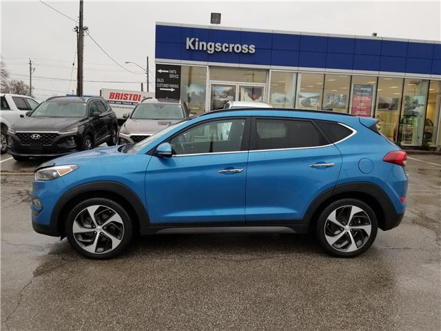 2016 Hyundai Tucson Ultimate (Stk: 11548P) in Scarborough - Image 1 of 12