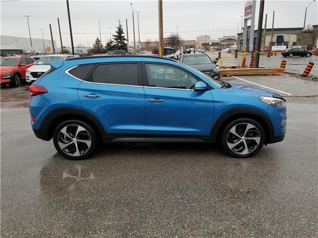 2016 Hyundai Tucson Ultimate (Stk: 11548P) in Scarborough - Image 7 of 12
