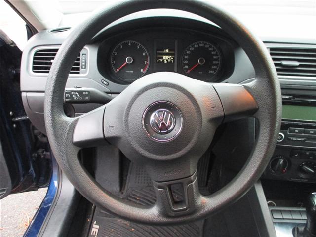 2011 Volkswagen Jetta 2.0L Comfortline (Stk: kj008177b) in Surrey - Image 8 of 22