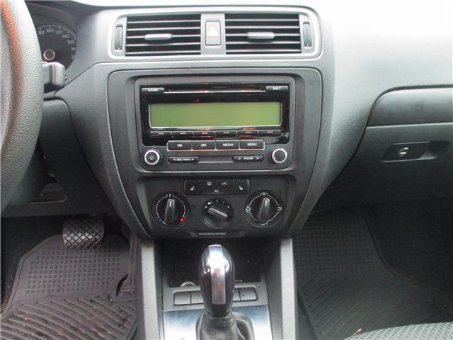 2011 Volkswagen Jetta 2.0L Comfortline (Stk: kj008177b) in Surrey - Image 10 of 22