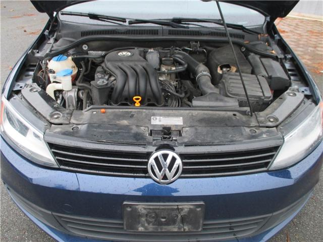 2011 Volkswagen Jetta 2.0L Comfortline (Stk: kj008177b) in Surrey - Image 20 of 22