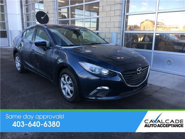 2014 Mazda Mazda3 GX-SKY (Stk: R59354) in Calgary - Image 1 of 17