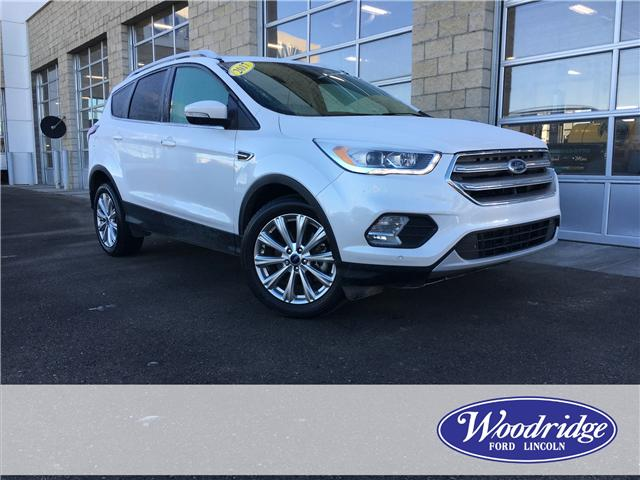 2017 Ford Escape Titanium (Stk: 17098A) in Calgary - Image 1 of 21